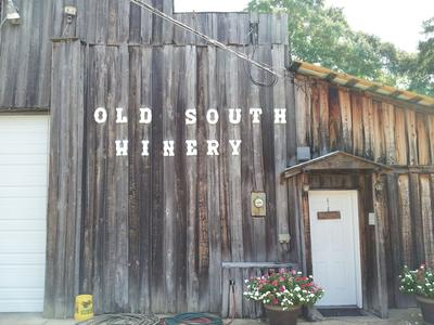 old south winery